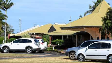 MEMO: The Queensland Nurses and Midwives' Union claims the memo from Blue Care circulated at Pioneer Lodge after an inspector found a resident hanging out of bed calling for help.