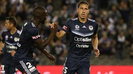 Mark Milligan is set to return for Melbourne Victory.