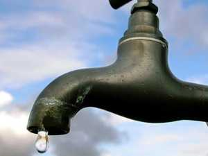Town's water given all clear after 'don't drink' alert