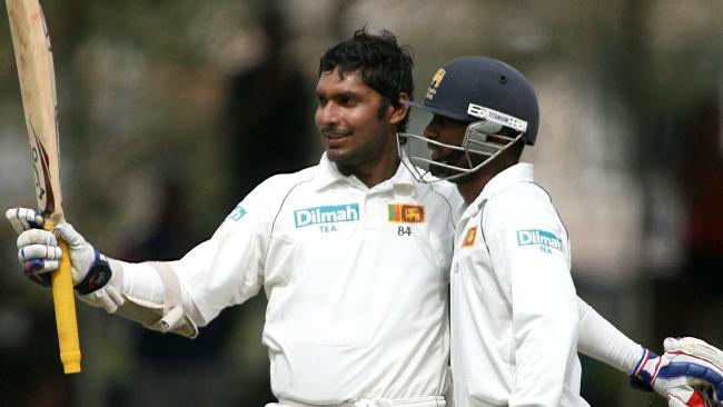 Kumar Sangakkara has the highest average of anyone who ever played 100 Tests.