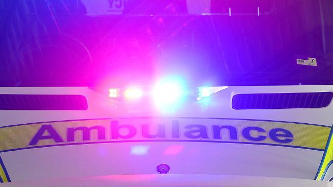 A man has lost his arm following a head-on collision near Croydon, in Queensland's far northwest, overnight.