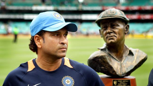 Ricky Ponting on Sachin Tendulkar: The greatest batsman after Don Bradman.