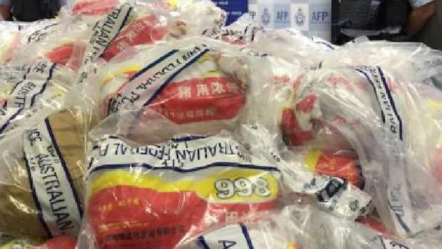 Billion dollar meth haul: Australia's biggest drug bust