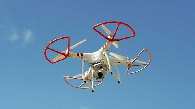 BE PREPARED: There are a few things to know before shooting a drone up into the sky.