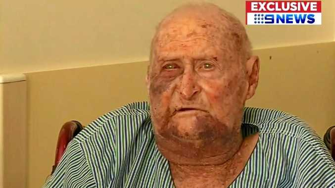 Childers man Doug Dilger is understood to be recovering well in Bundaberg Hospital after a brutal home invasion.