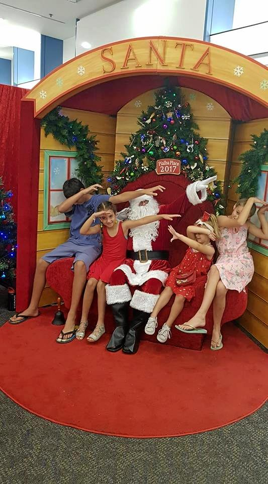 STAR POWER: Many Fraser Coast residents have had the pleasure of getting a photo taken with Santa, also known as Bronco Jensen, for the past seven years at Pialba Place Shopping Centre.