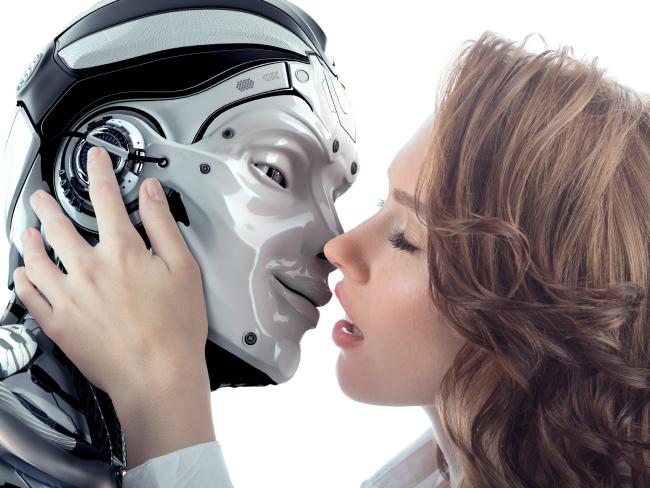 Sorry honey, I'm with the robot tonight. One expert believes sex robots will create a huge range of ethical and psychological problems that governments and medical professionals need to get to grips with before it's too late