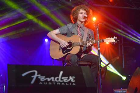 Aidan Patrick is one of the talented musicians with Tennessee Lights, who will be performing at the Jockey Club Hotel.