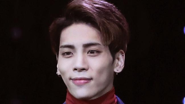 Kim Jonghyun, a member of South Korean K-pop group SHINee, took his own life. Picture: Lee Jin-man/AP