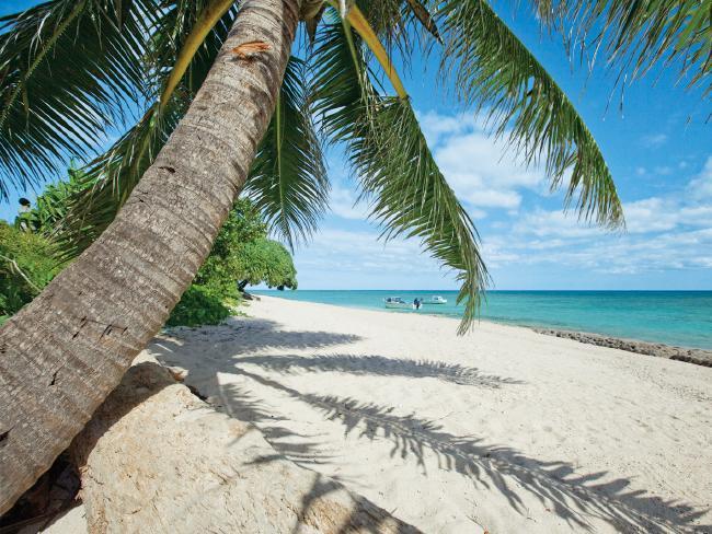 Mystery Island, Vanuatu. Picture: Carnival Cruises