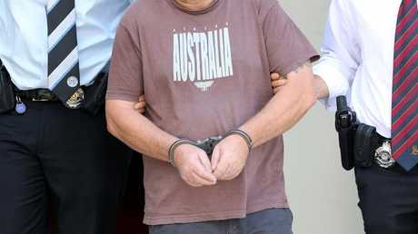 Rick Thorburn has been charged with the murder of 12-year-old schoolgirl Tiahleigh Palmer in 2015. Picture: Jack Tran.