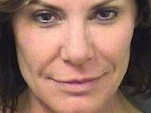 Real Housewives star arrested
