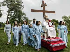 SECOND COMING: 'I'm the reincarnation of Jesus'