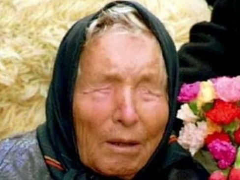 Baba Vanga can make a prediction. Picture: Supplied