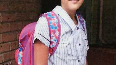 Tiahleigh Palmer disappeared on October 30, 2015 and her remains were found six days later. Picture: supplied