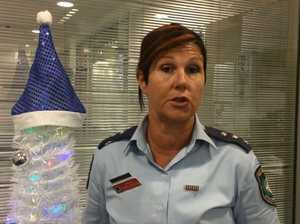 Police Christmas message