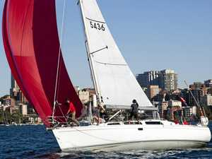 Newport to Coffs Coast yacht race start