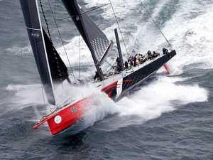 Smith's last run on Comanche yacht