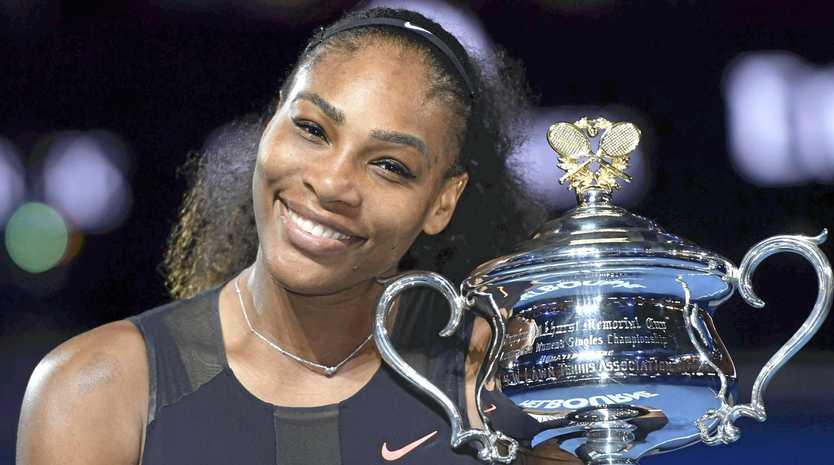 Serena Williams is set for a comeback.