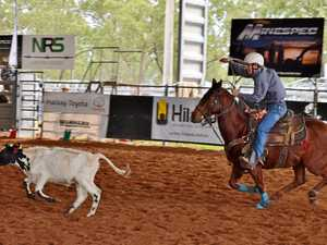 Warwick area cowboy leads the standings
