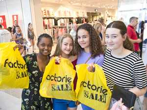 Toowoomba shoppers take advantage of Boxing Day sales