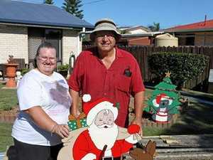Barry Lord and his wife Doris are enjoying the NDIS and all it brings.