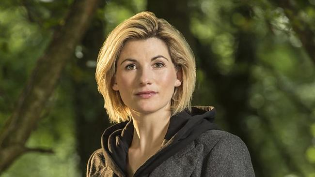 Jodie Whittaker is first female lead star of Dr Who. Jodie as Dr Who. Picture: BBC