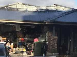Tragedy as woman killed in house fire