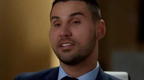 Salim Mehajer in the interview posted to YouTube