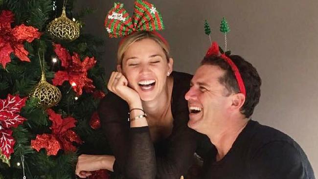 Jasmine Yarbrough posted this photo with the caption, 'Merry Christmas from us'