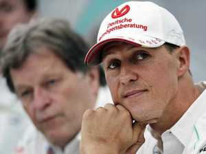 Schumi: A perfectly-kept secret