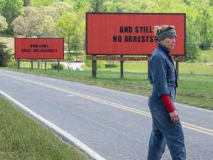 MOVIE REVIEW: Three Billboards a quirky ride