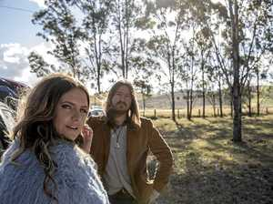 Eckersley and McClymont make beautiful music together