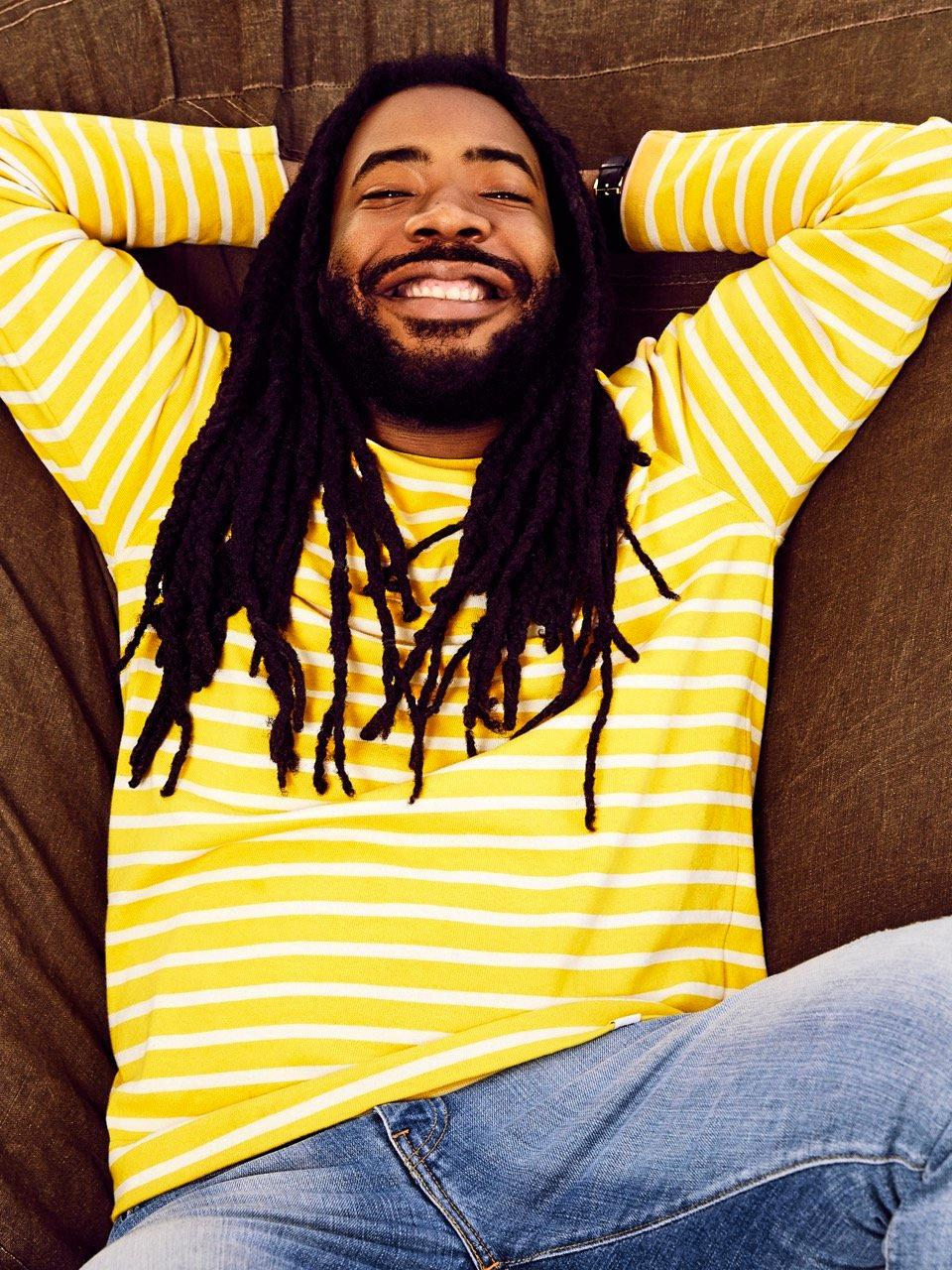 Shelley Marshaun Massenburg-Smith, better known by his stage name DRAM, is an American rapper, singer, songwriter and actor from Hampton, Virginia.