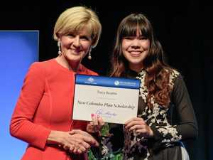 Travelling linguist awarded once in a lifetime scholarship