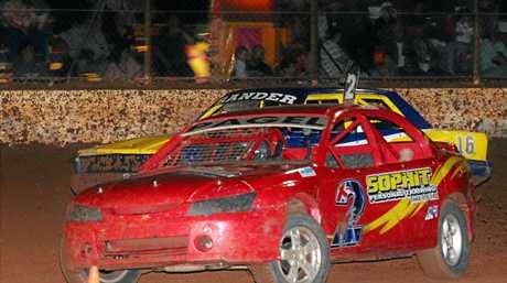 Chris Pagel, Gympie's Mothar Mountain Speedway