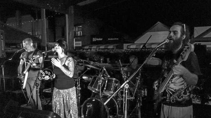 WIDE RANGE: Hekyl and Jive are playing at the Iluka Bowls Club on New Year's Eve.