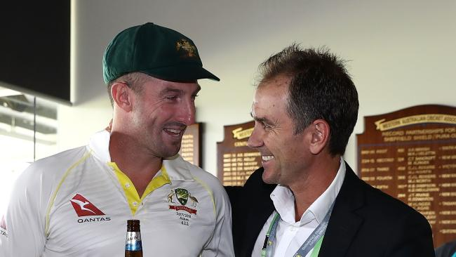Could Justin Langer be the next Test coach?