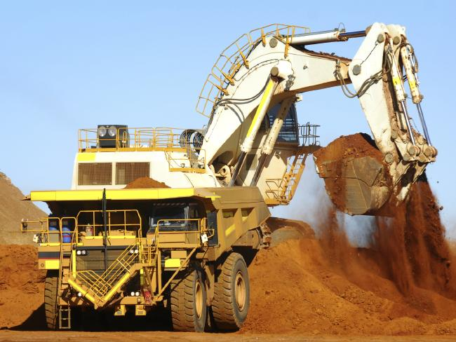 Australia will need to reduce its reliance on the resources economy, such as iron ore mining, to maintain its growth in the coming decades.