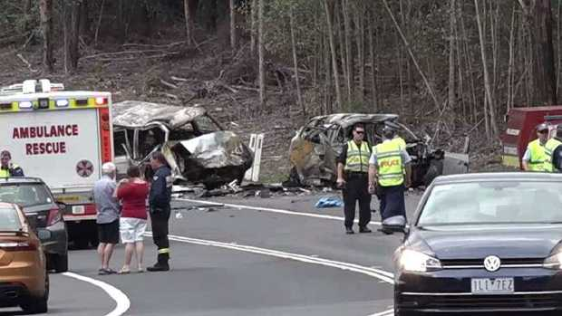 Three dead in Boxing Day horror crash on NSW South Coast