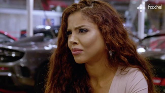 It's Rebecca ... Miss Jackson if ya nasty.
