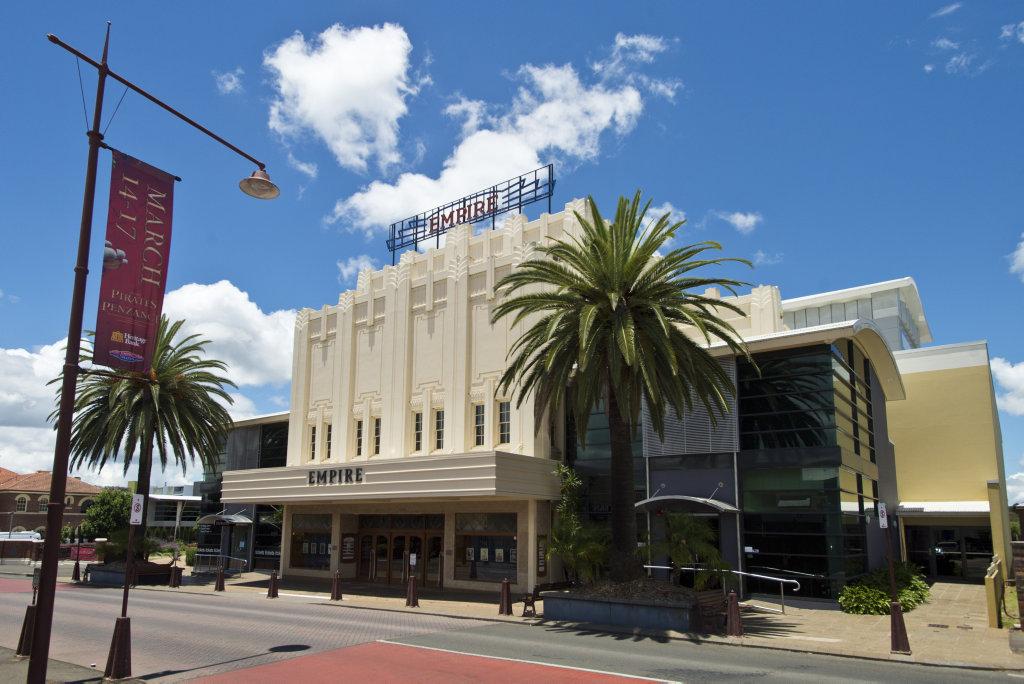 The Empire Theatre will undergo internal refurbishments next year, Thursday, December 28, 2017.
