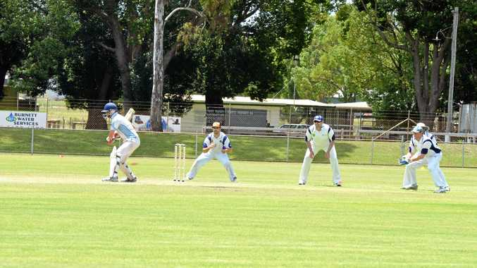 STEPPED UP: The South District Devils are second to Gympie Valleys.