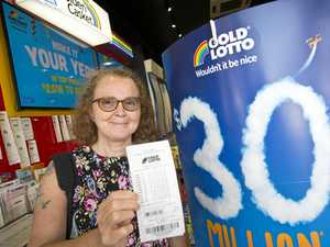 End-of-year mentality leads to Lotto fever