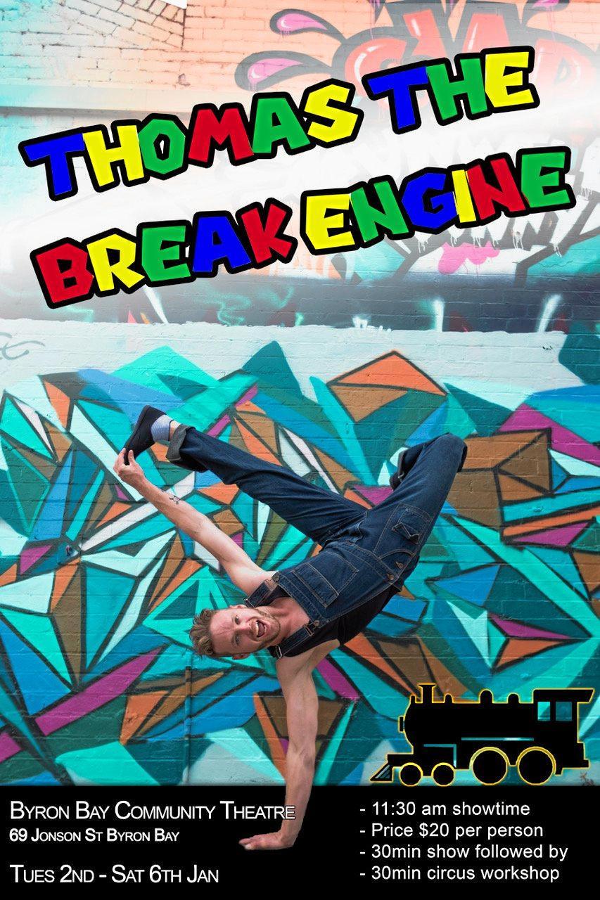 CHOO CHOO: Thomas the Break Engine