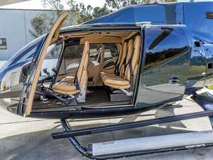 Coast chopper firm in battle to get loaned engine back