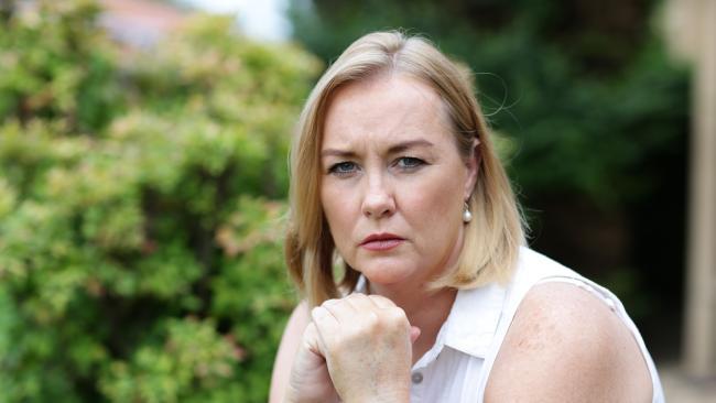 Breeana's aunt Janine Mackney hopes for answers. Picture: Luke Marsden