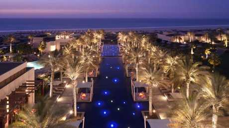 Park Hyatt Abu Dhabi Hotel and Villas. Picture: Supplied.
