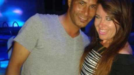 Laura Plummer started dating Omar four years ago. Picture: Supplied