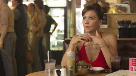 Maggie Gyllenhaal can do no wrong. Picture: HBO via AP
